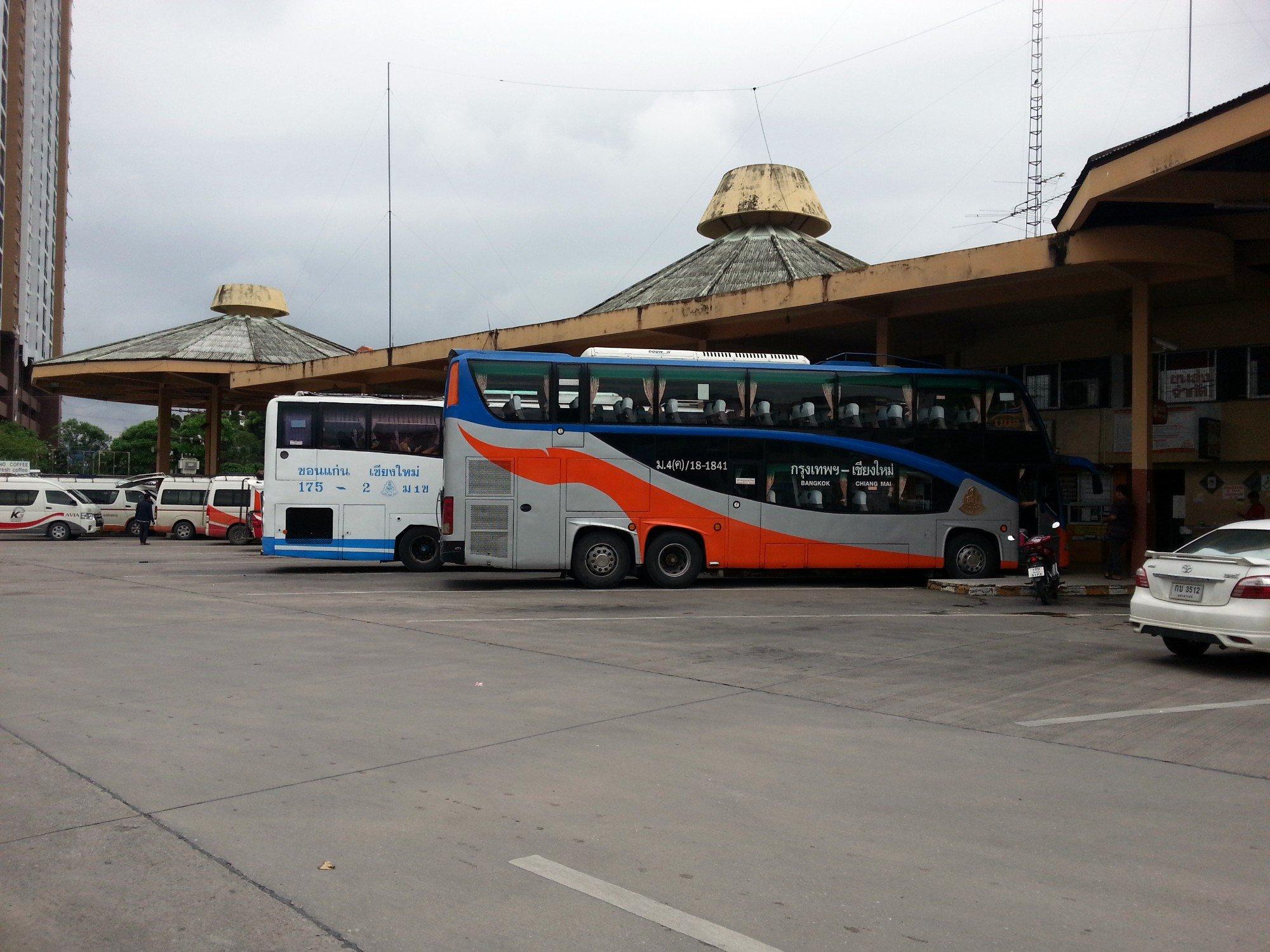 Chiang Mai Bus Terminal 2
