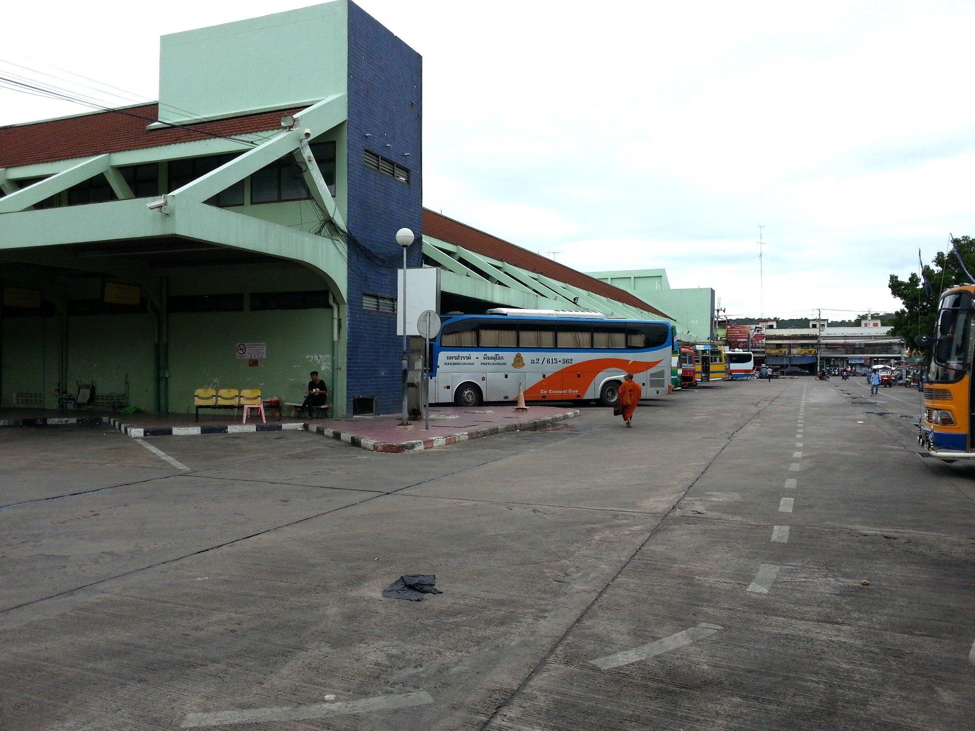 Nakhon Sawan Bus Terminal