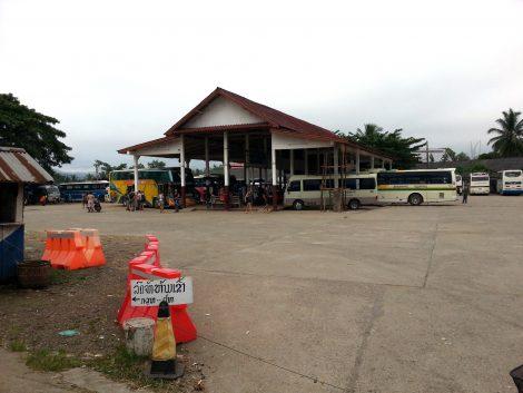 Luang Prabang Southern Bus Terminal