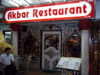 Akbar Restaurant in Bangkok