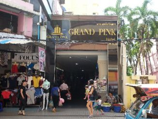 Grand Pink Hotel in Hat Yai