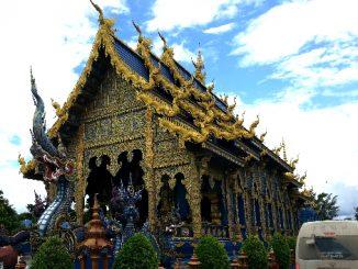 Wat Rong Seur Ten in Chiang Rai
